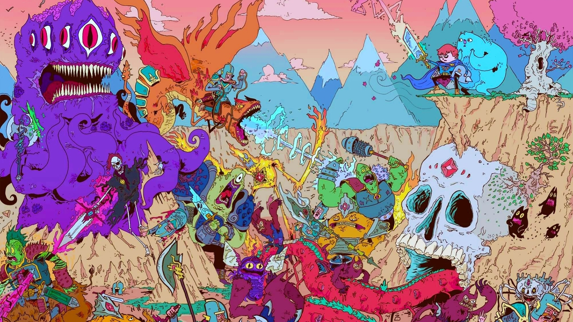 Free Download Adventure Time Wallpaper Pc 35 Adventure Time Pics