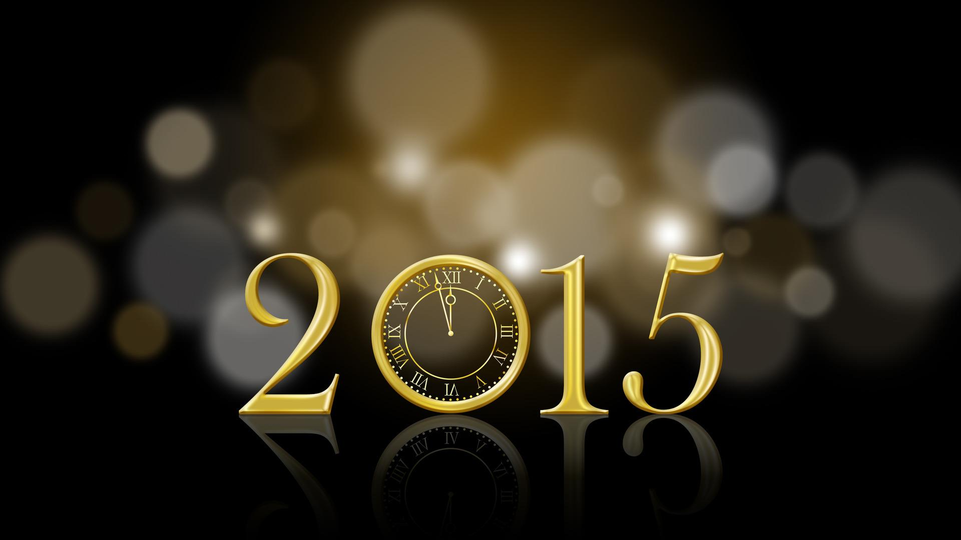 Free download Happy New Year 2015 HD Wallpaper Android Stock