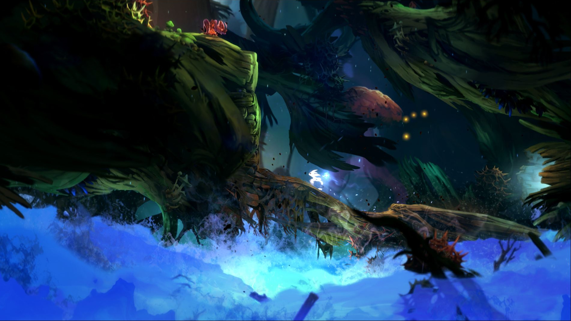 Free Download Ori And The Blind Forest Computer Wallpapers Desktop