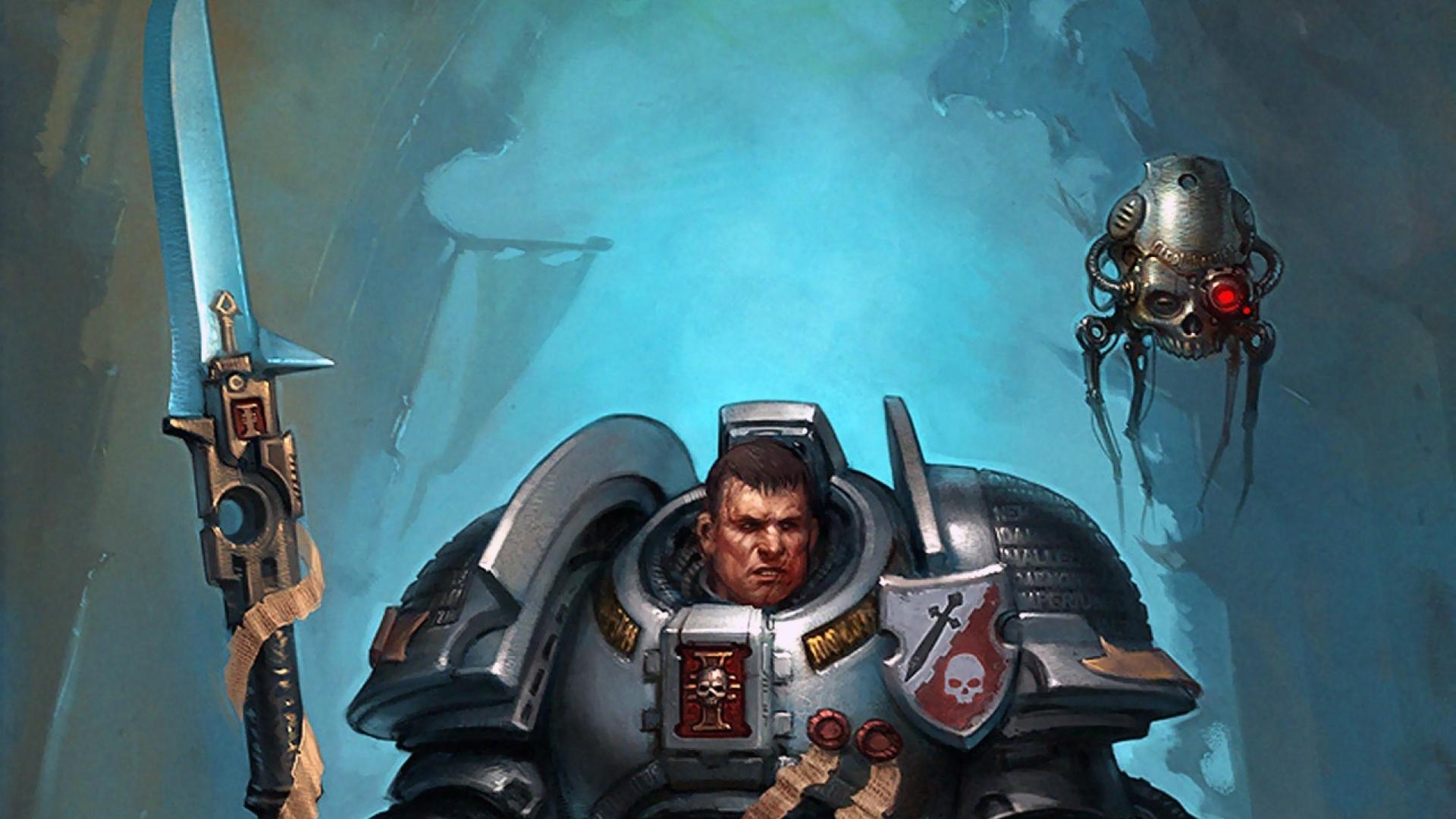 Free Download Warhammer 40k Inquisition Grey Knights 1285x1920