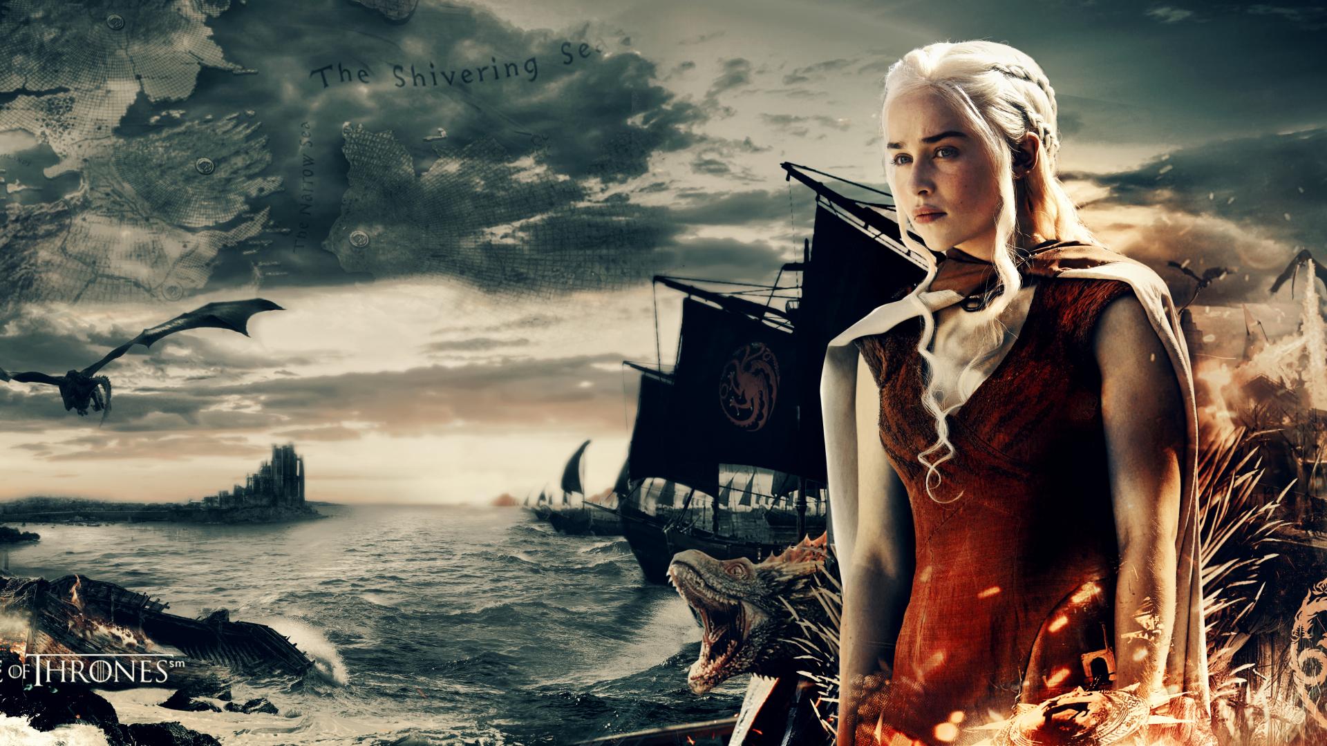Free Download 155 4k Ultra Hd Daenerys Targaryen Wallpapers