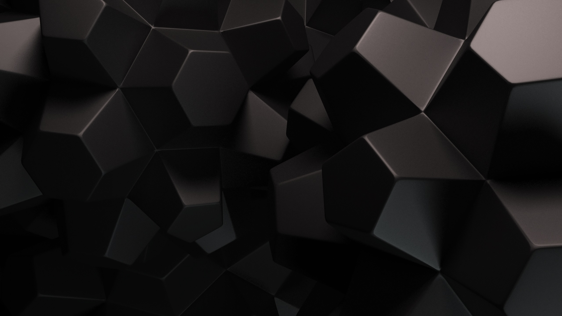 Free Download 2560x1600 Abstract Black Shapes Desktop Pc And Mac