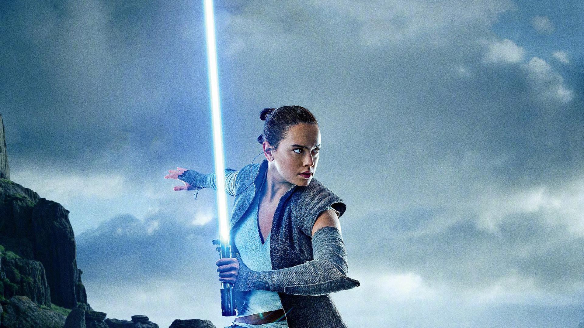 Free Download Rey In Star Wars The Last Jedi Wallpaper 1920x1450