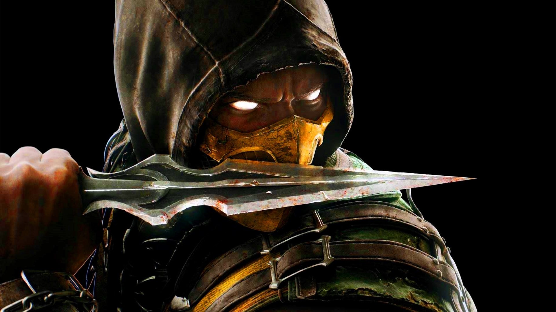 Free Download Scorpion Mortal Kombat Wallpaper Hd 1920x1080 For