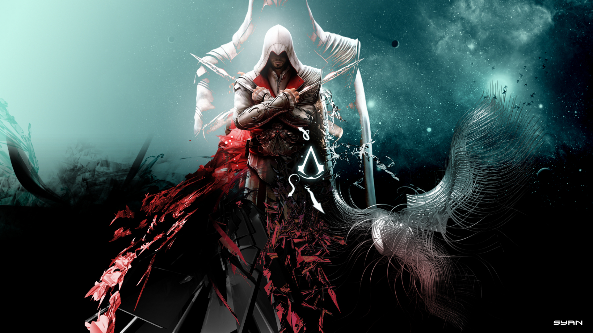 Free Download Assassins Creed All Wallpaper Android 2000x1125