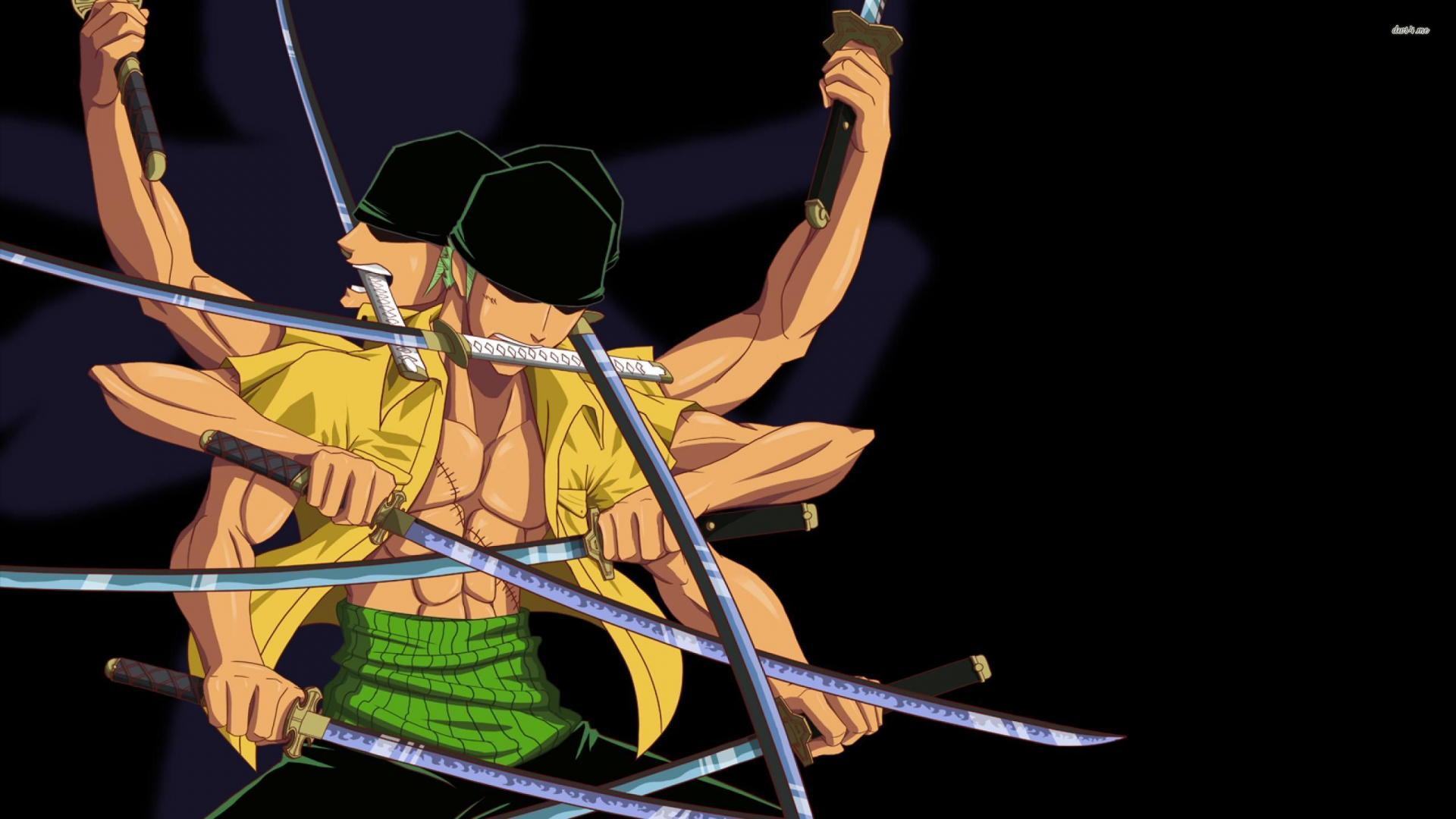 Free download One Piece with a lot of swords wallpaper ...