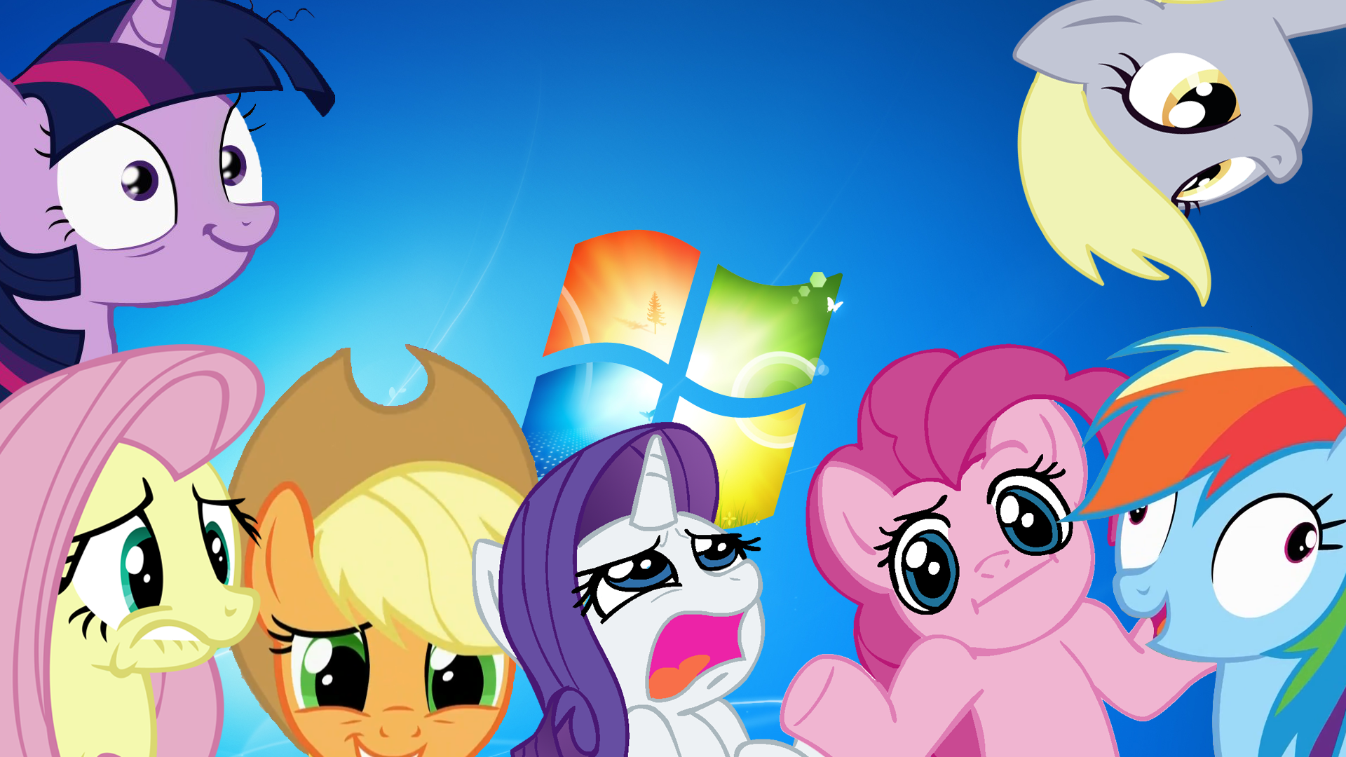 Free Download My Little Pony Hd Wallpapers For Desktop Download