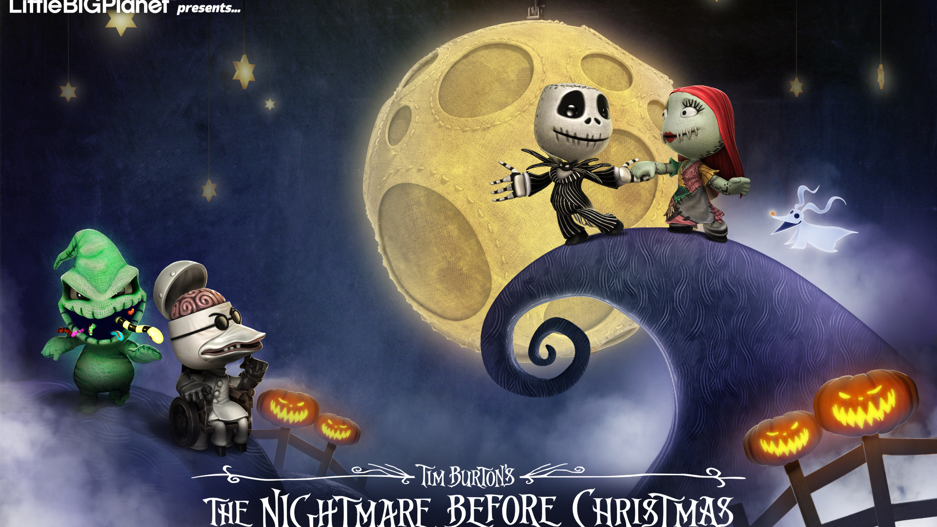 Free Download Pics Photos Nightmare Before Christmas Wallpapers