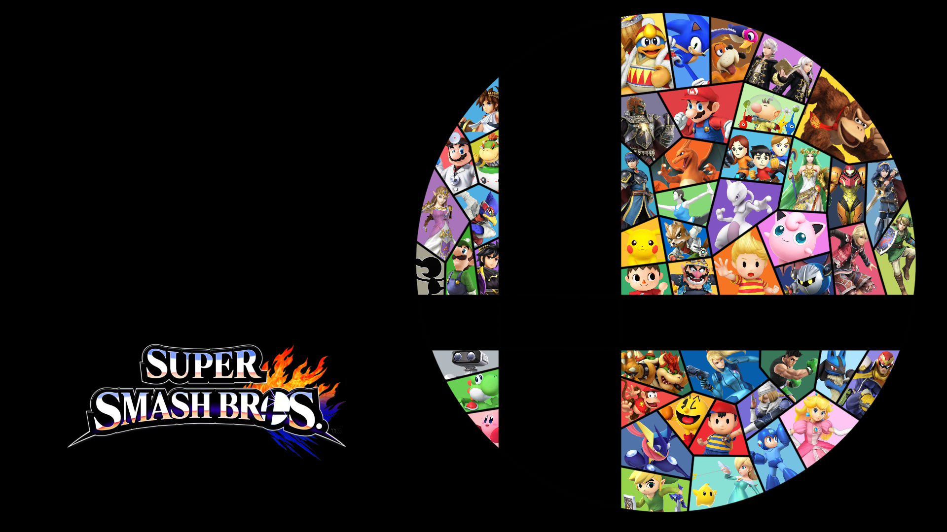 Free Download Smash Bros Wallpaper 1920x1080 For Your Desktop