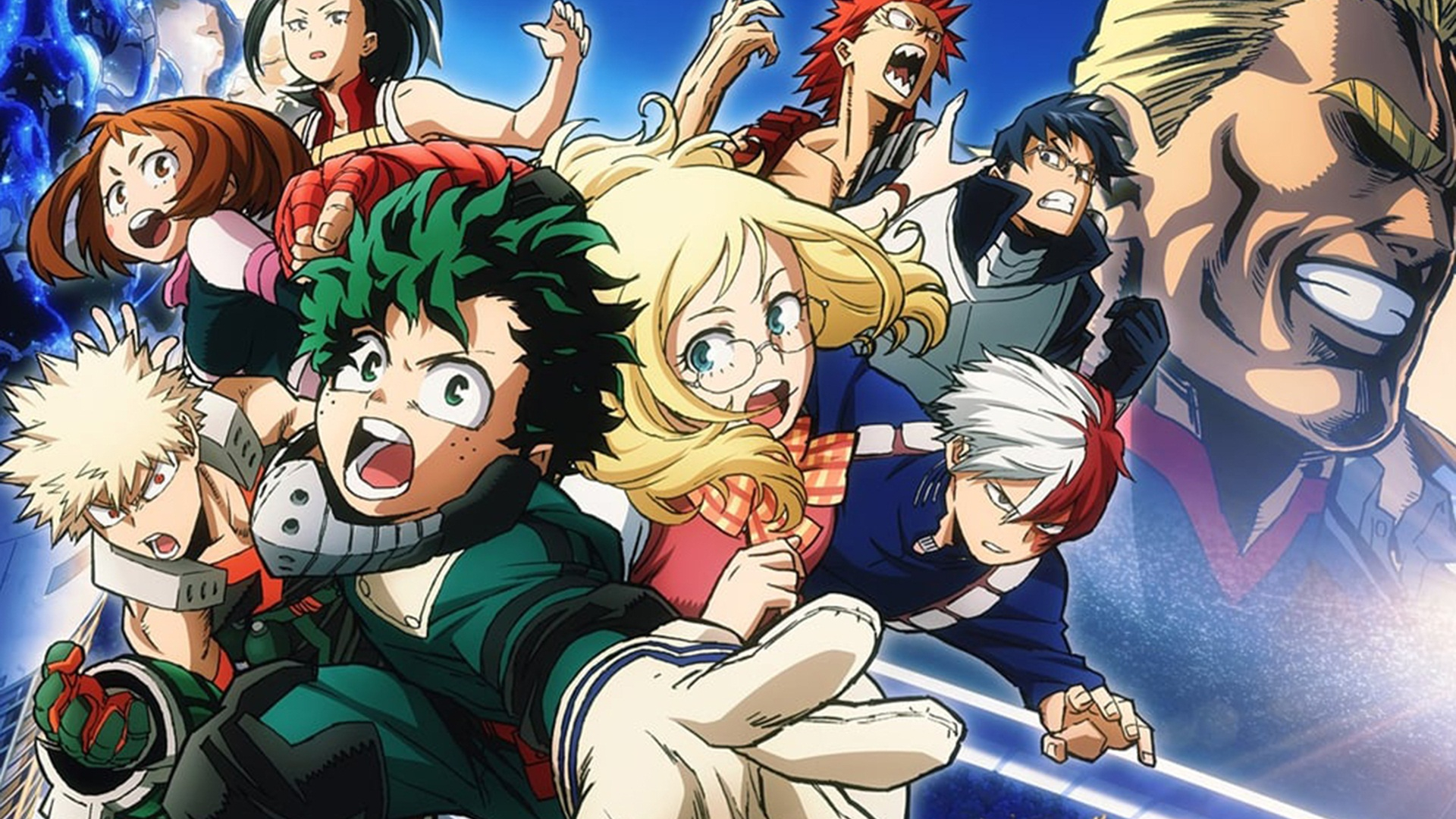 Free Download My Hero Academia Wallpapers Hd Backgrounds Images