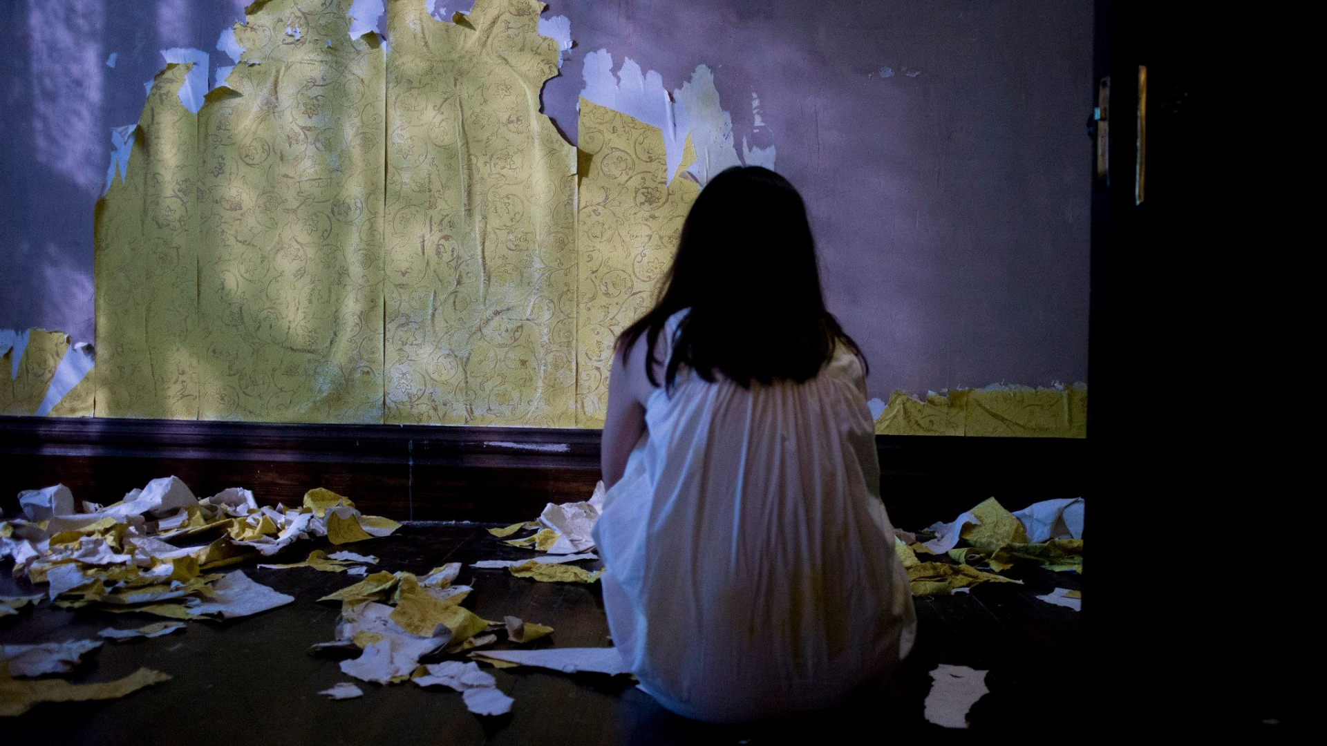 depression turned into insanity in the yellow wallpaper by charlotte gilman In 'the yellow wallpaper', by charlotte perkins gilman,the dominant/submissive relationship between an oppressivehusband and his submissive wife pushes her from depressioninto insanityflawed human nature seems to play a great role in herbreakdown.