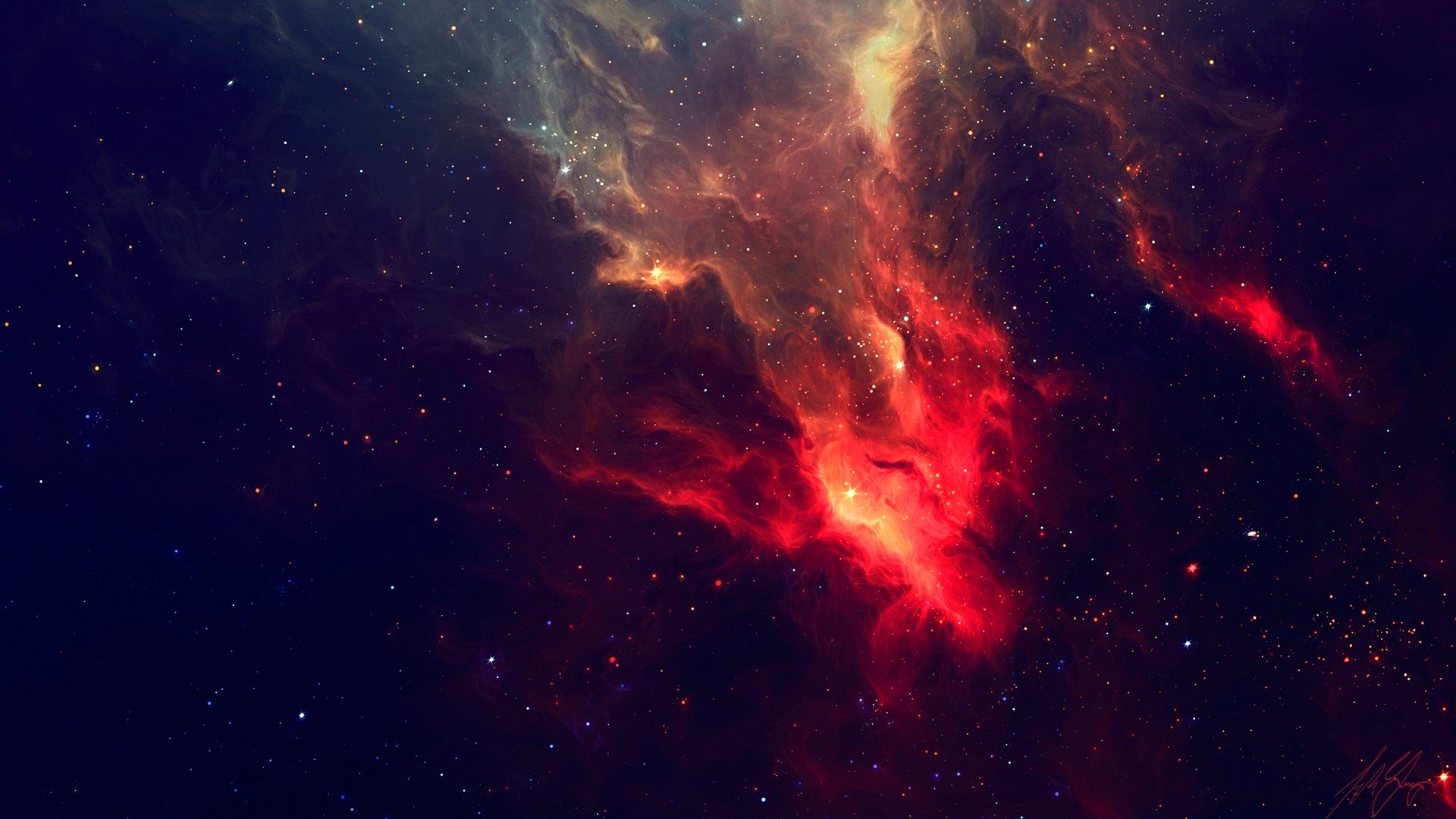 Free Download Galaxy Wallpapers 6 1920x1080 For Your Desktop