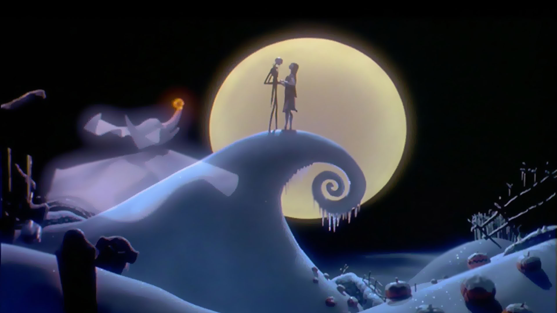 Free Download The Nightmare Before Christmas Hd Wallpapers