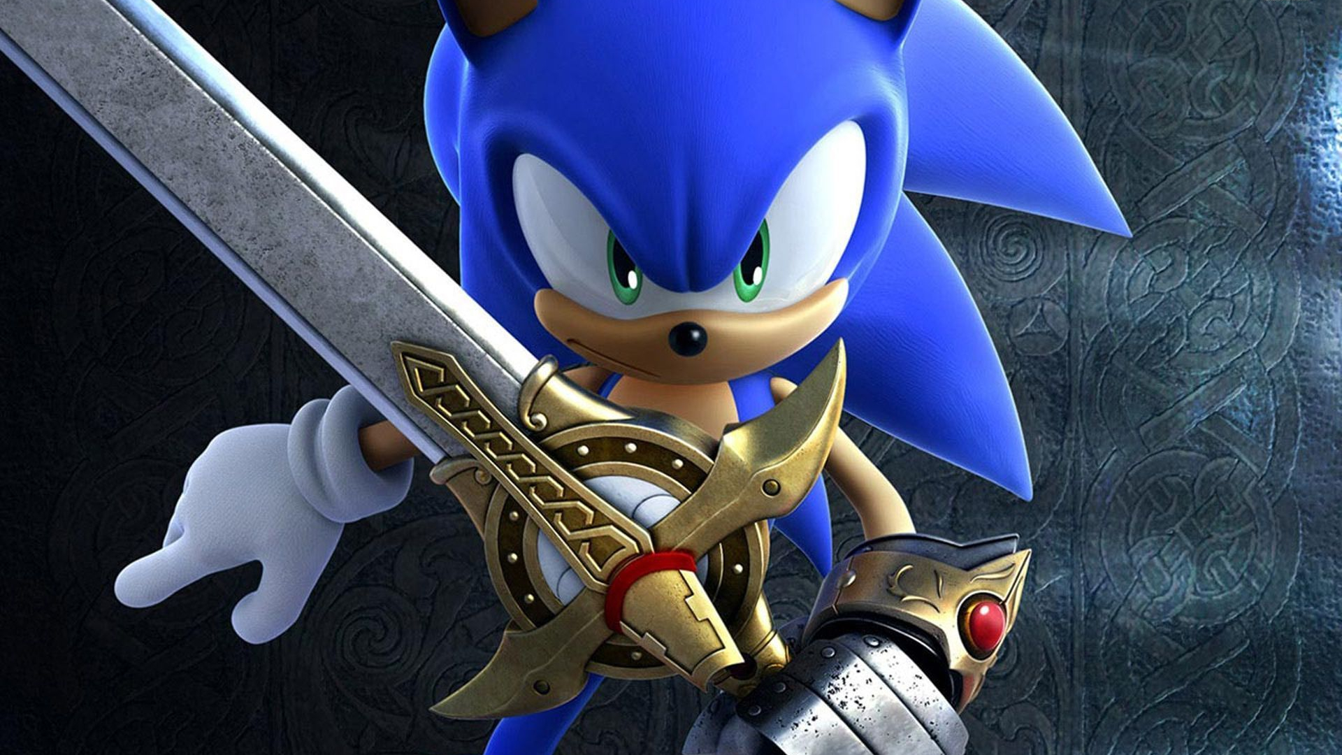 Free Download Games Sonic Sonic The Hedgehog Sonic And The Black