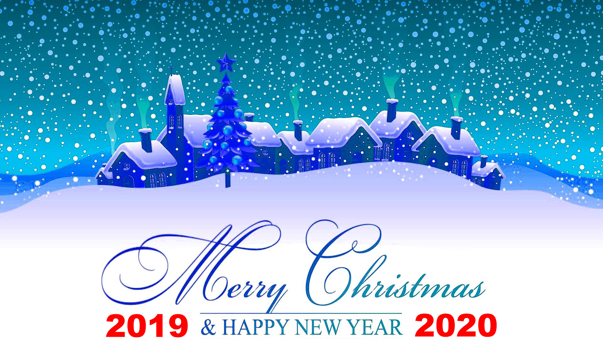 Free Download Merry Christmas 2019 Wallpapers Hd Download