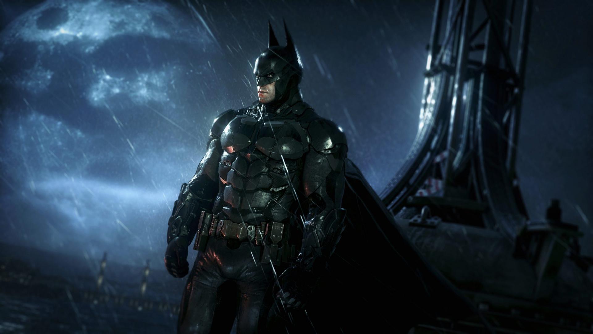 Free Download Batman Arkham Knight Hd Wallpapers Download