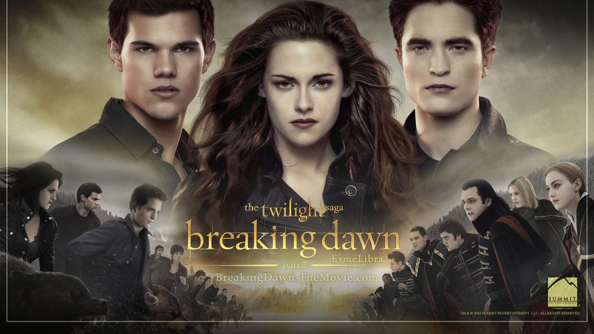 Free Download Breaking Dawn Part 2 Wallpaper Twilight Series