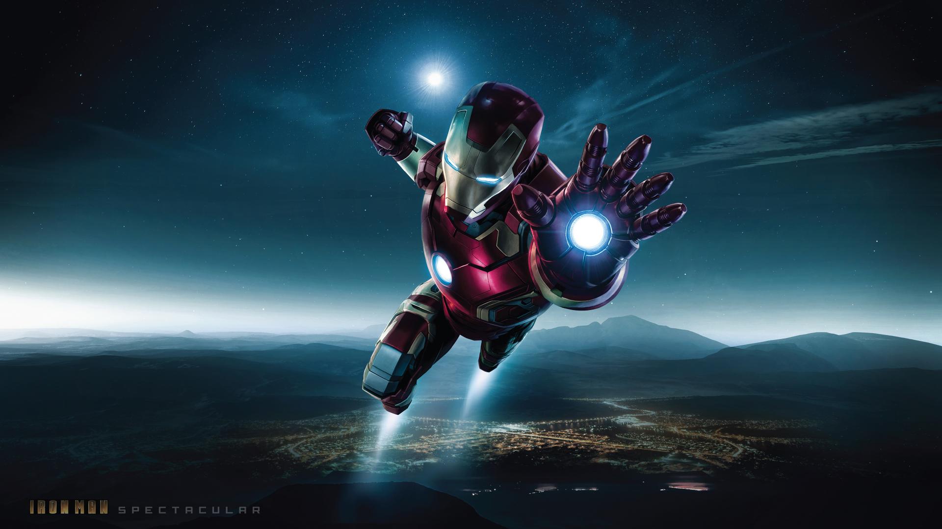 Free Download Iron Man 4k Ultra Hd Wallpaper Background Image