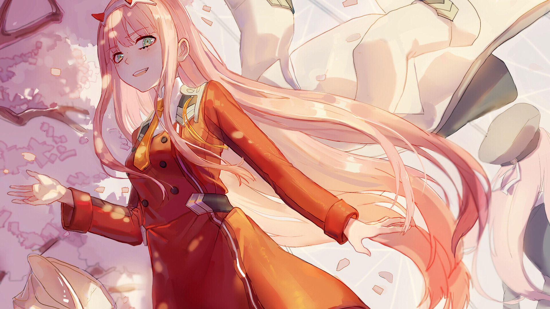 Free Download Darling In The Franxx Full Hd Wallpaper And