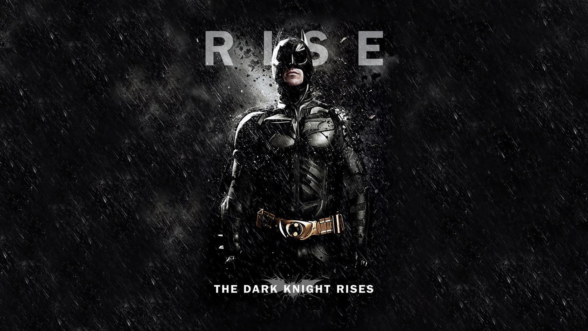 Free Download Batman The Dark Knight Rises Wallpapers Hd