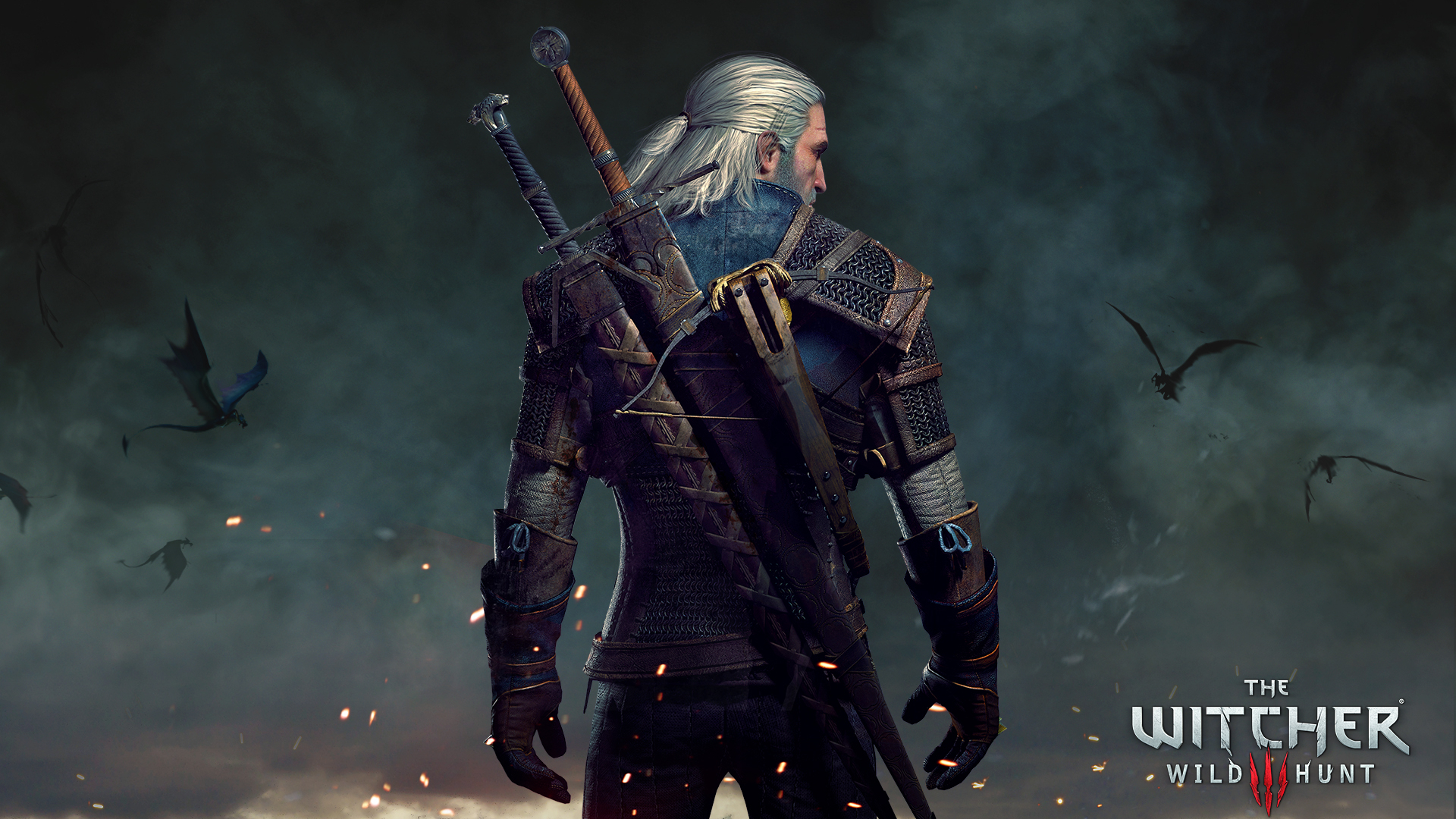 Free Download Geralt The Witcher 3 Wild Hunt Wallpapers Hd