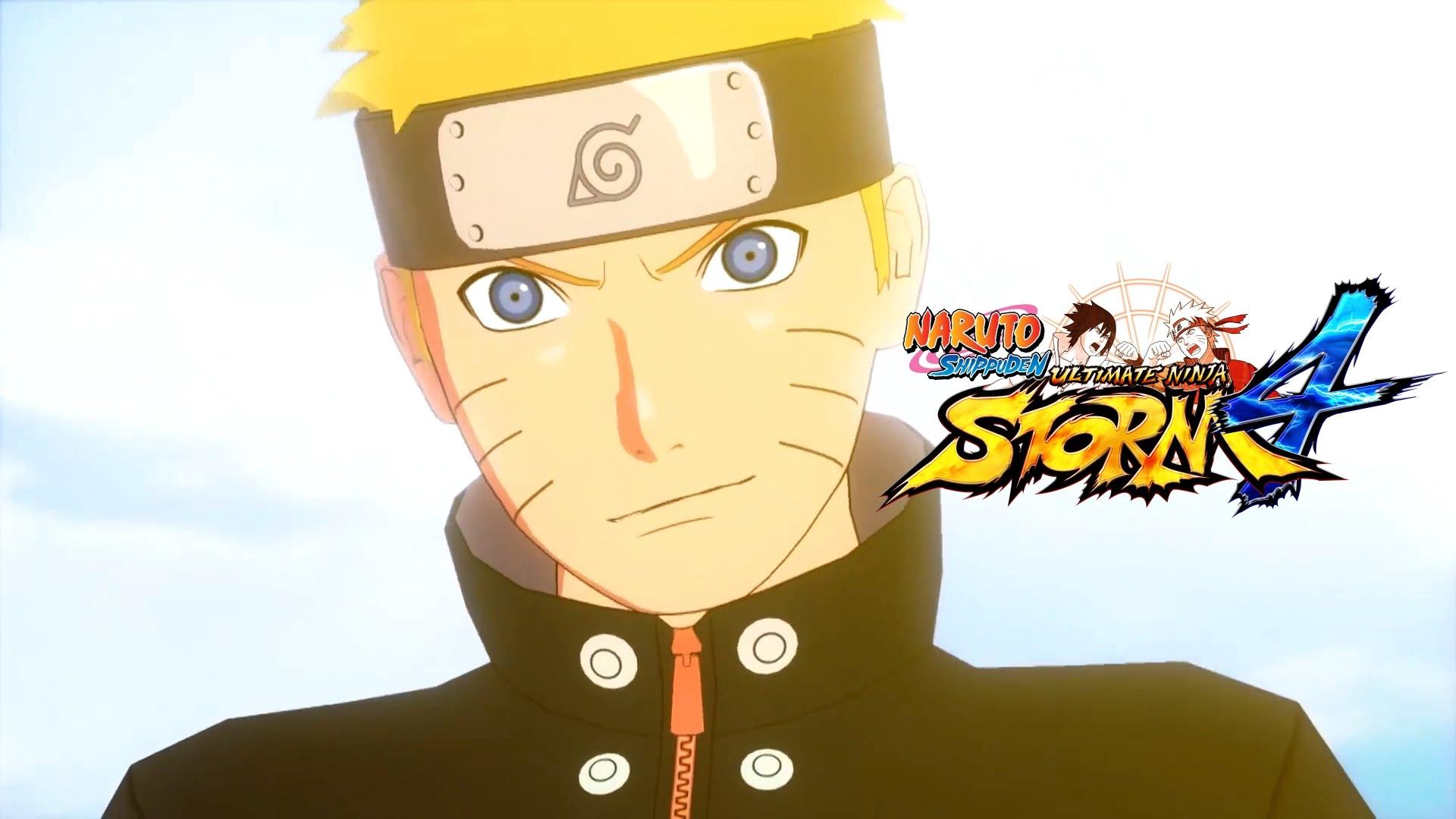 Free Download Naruto Shippuden Ultimate Ninja Storm 4 Hd Wallpaper