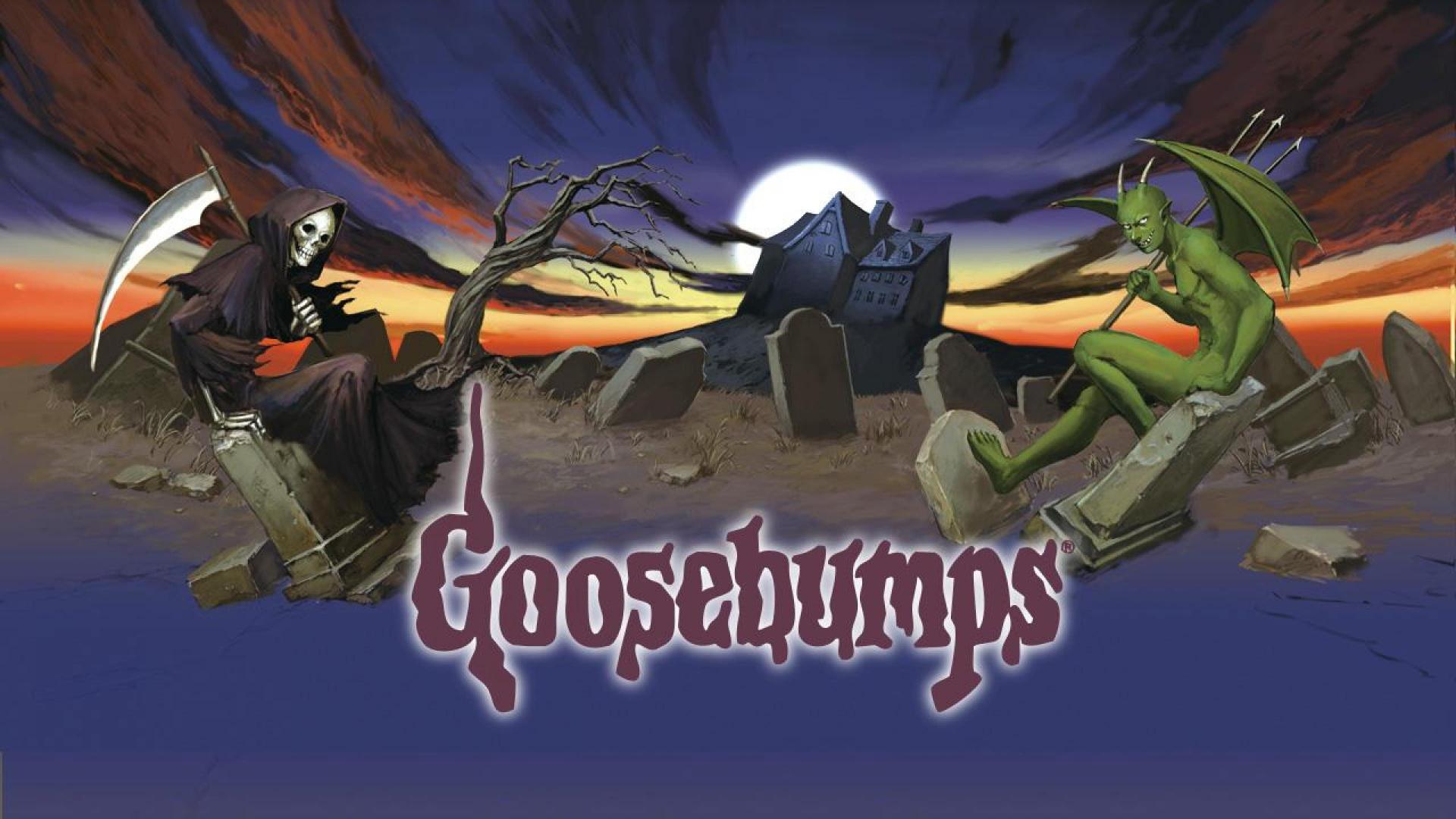 Goosebumps Wallpaper 3840x2160 Download Resolutions Desktop 1920x1080