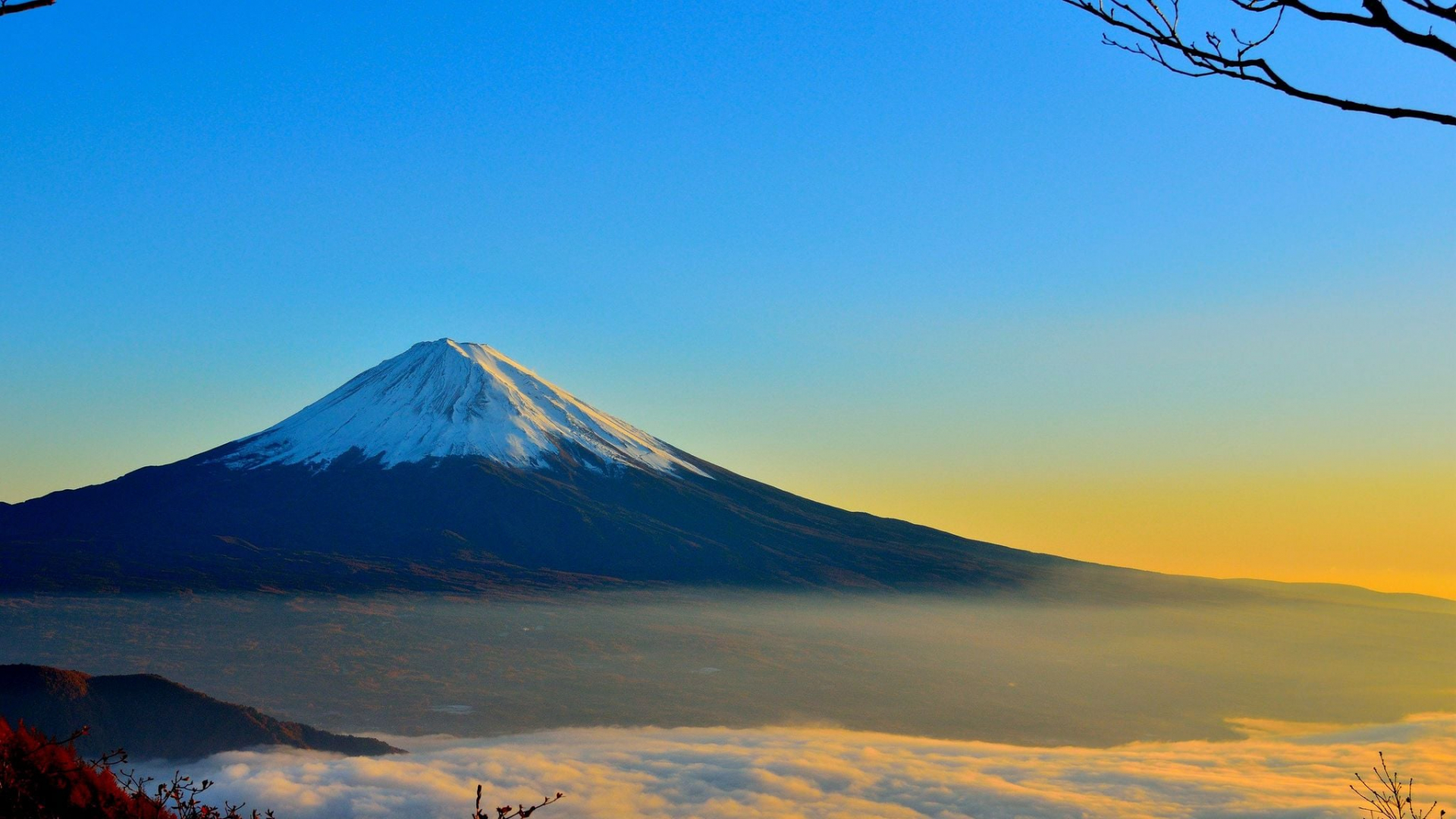 Free Download 36 Mount Fuji Wallpapers Hd 2048x1152 For