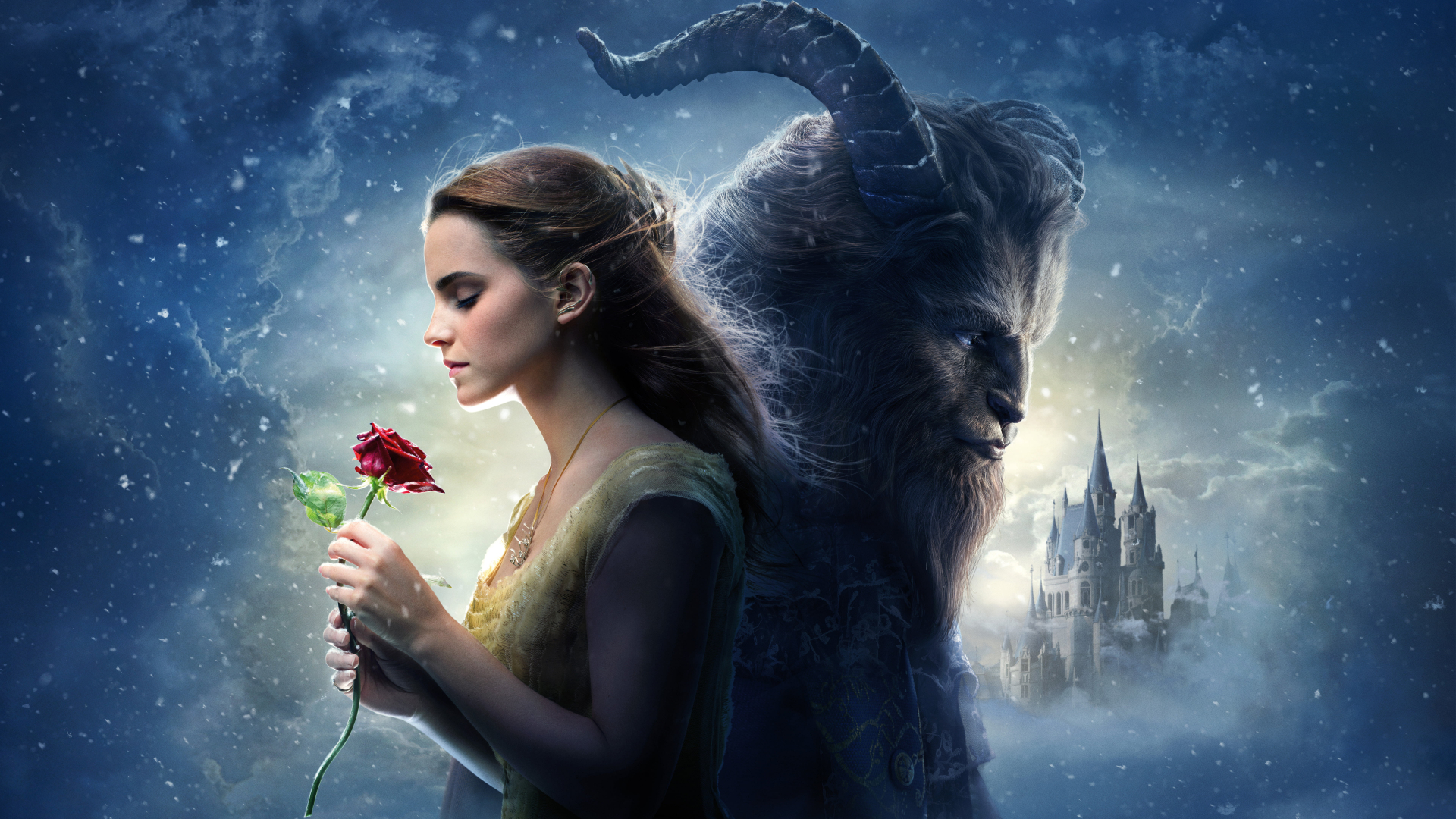 Free Download Beauty And The Beast Wallpaper Hd Wallpaper