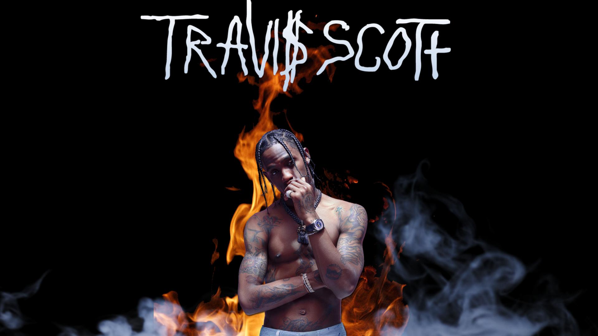 Free Download Travis Scott Minimalistic Wallpaper Travisscott