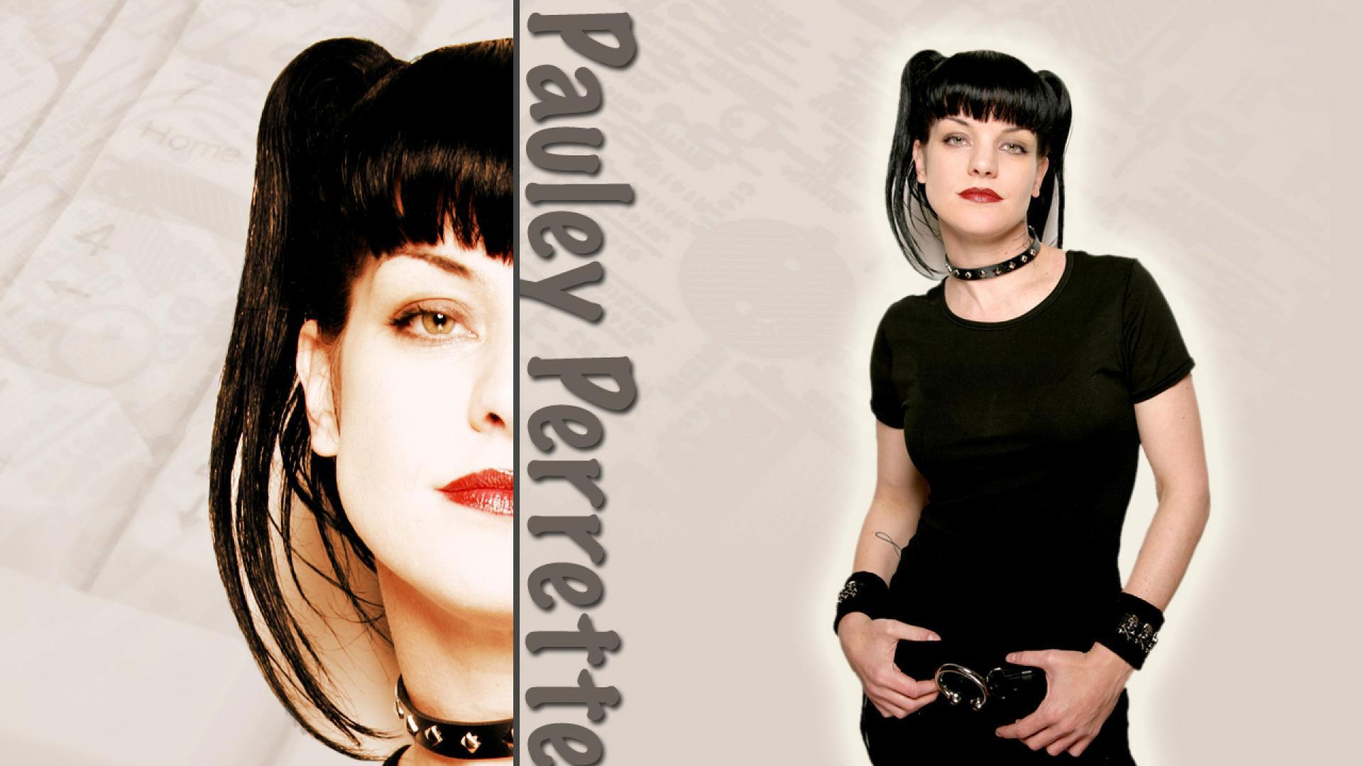Pauley perrette pin up pictures 11