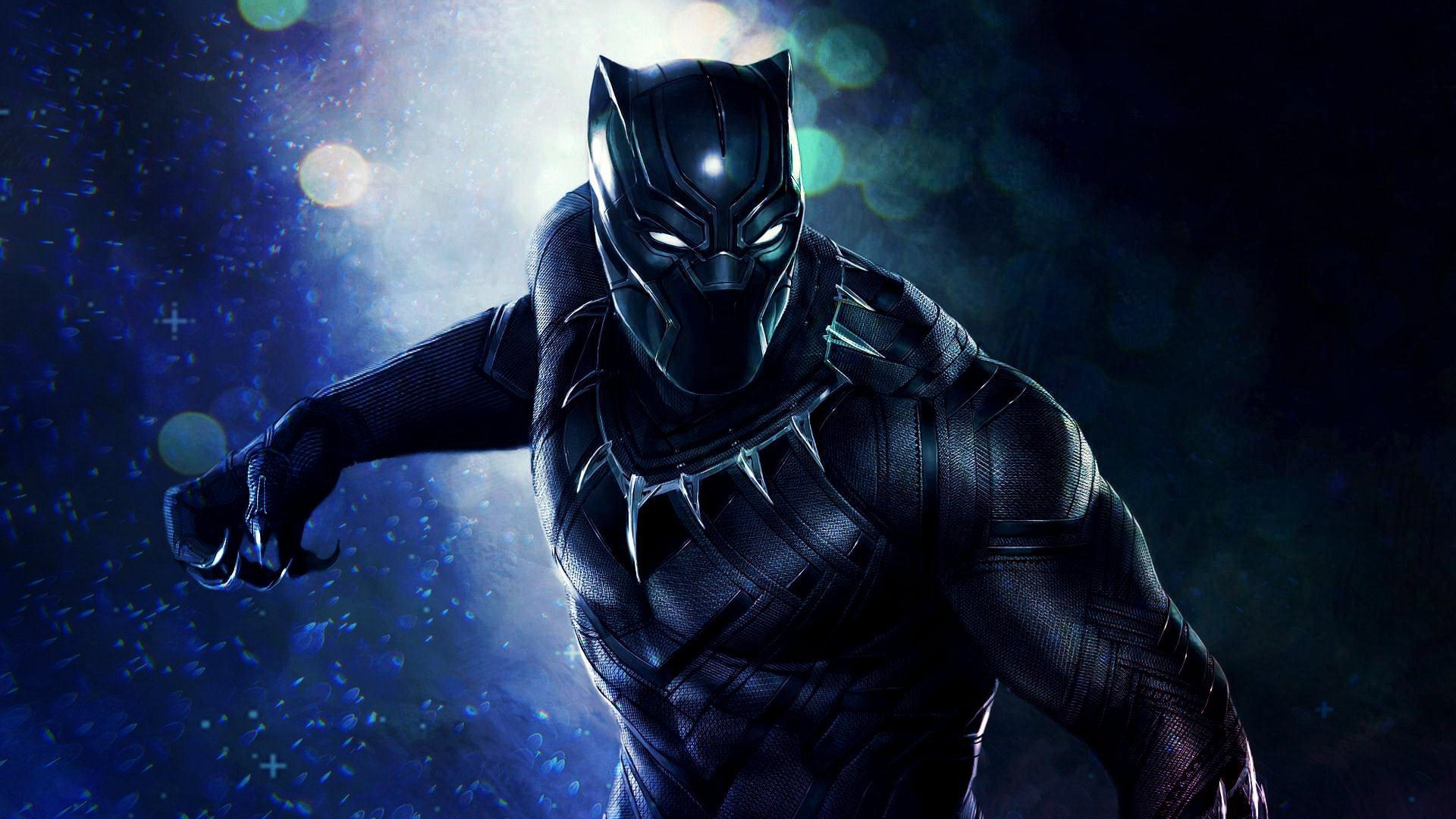 Free Download Black Panther Hd Wallpaper 1920x1200 For Your