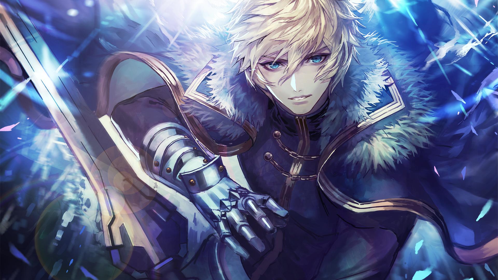 Free Download Anime Fategrand Order Gawain Fategrand Order