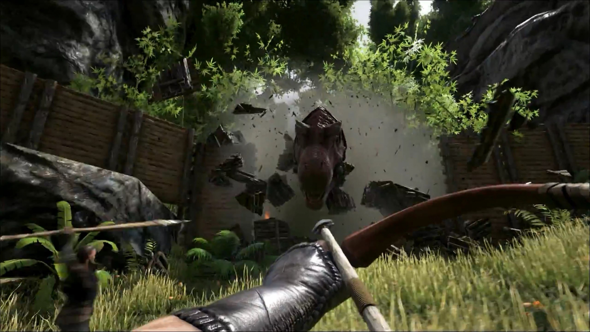 Free Download Hd Ark Survival Evolved Wallpaper Full Hd Pictures