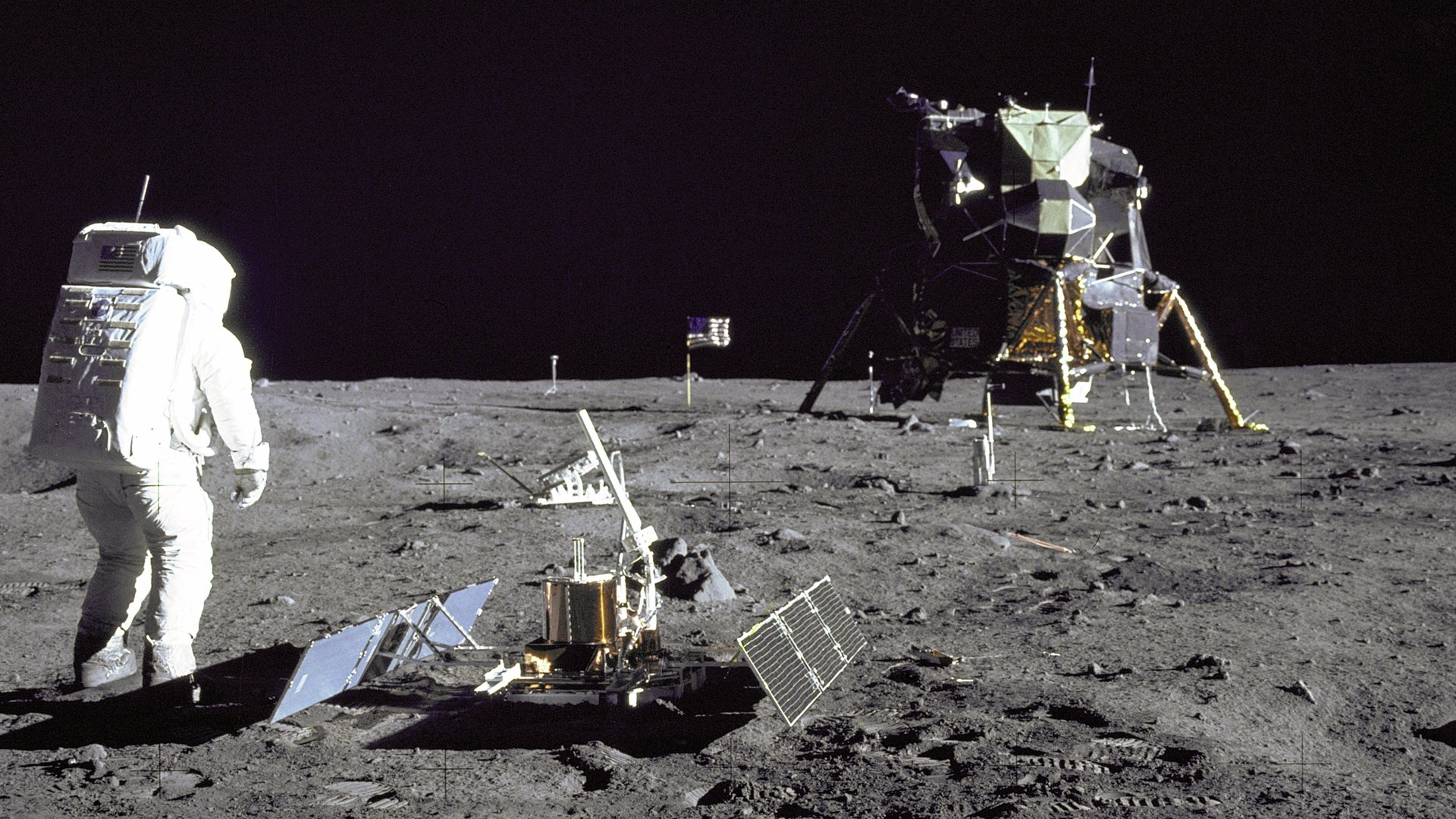 Free Download Apollo 11 Man On The Moon Wallpapers And Images