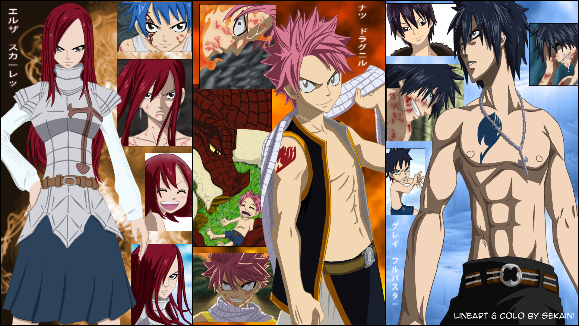 Free Download Fairy Tail Fairy Tail Wallpaper 31718944 1920x1080