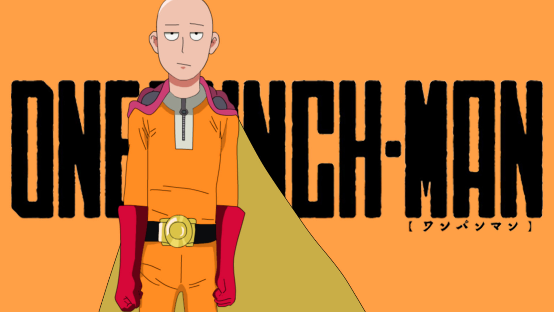 Free Download One Punch Man Hd Anime Wallpaper 1920x1200 For