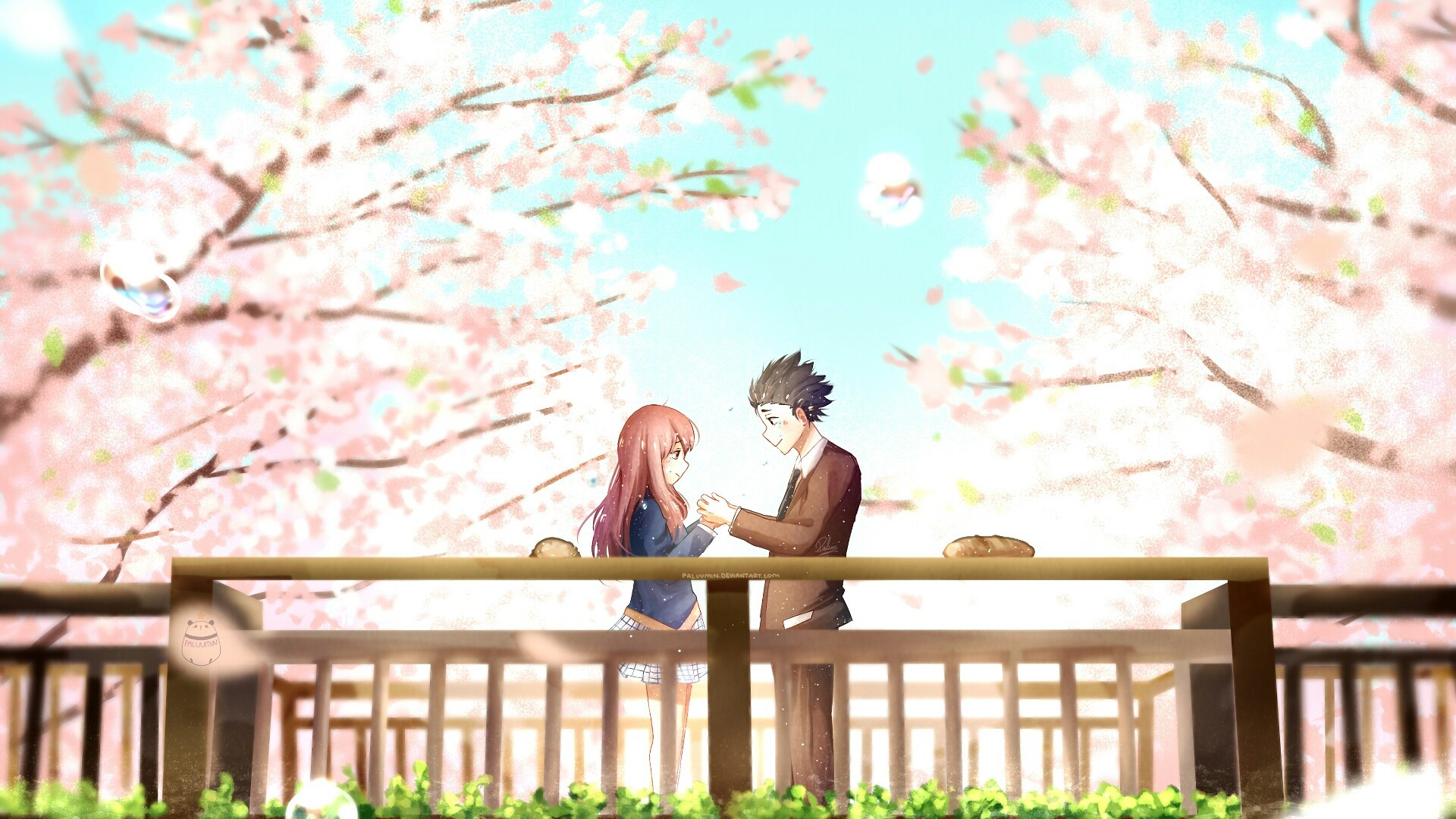 Free download A Silent Voice Wallpapers 66 images ...