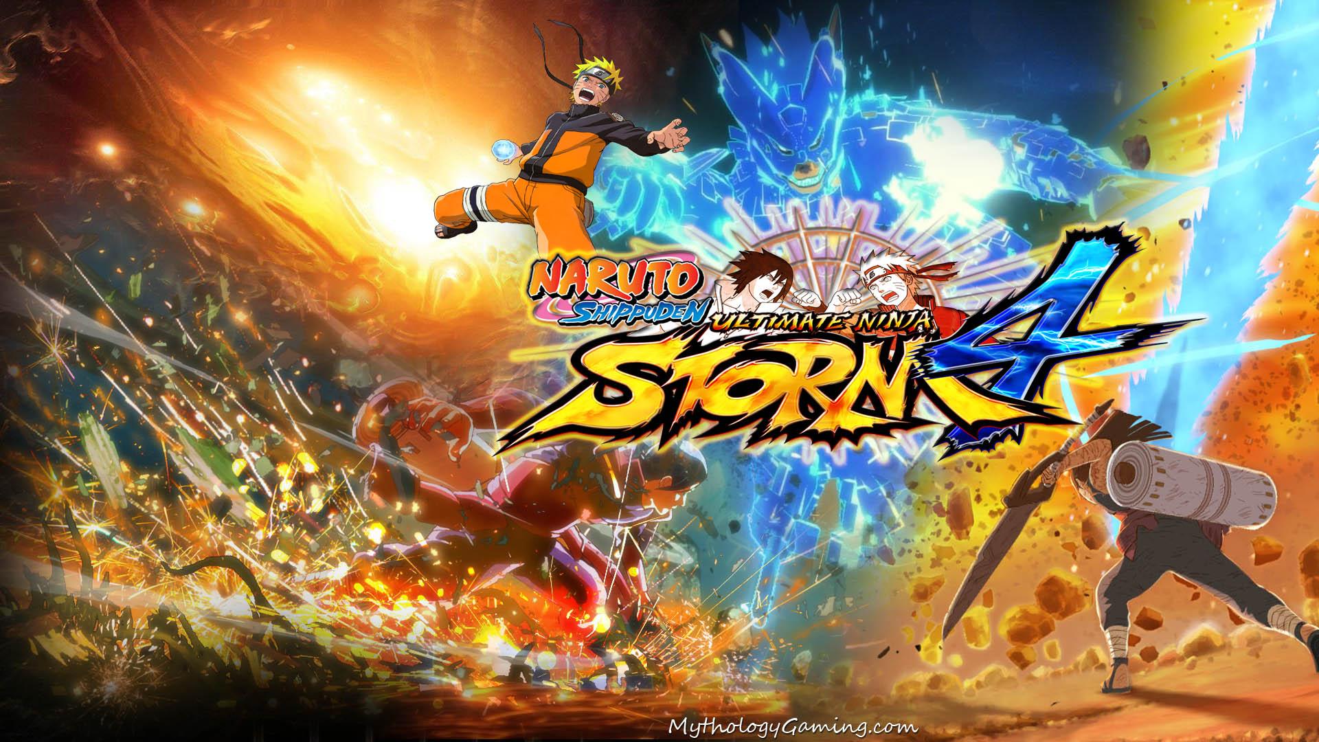 Free Download Naruto Shippuden Ultimate Ninja Storm 4 Ps4