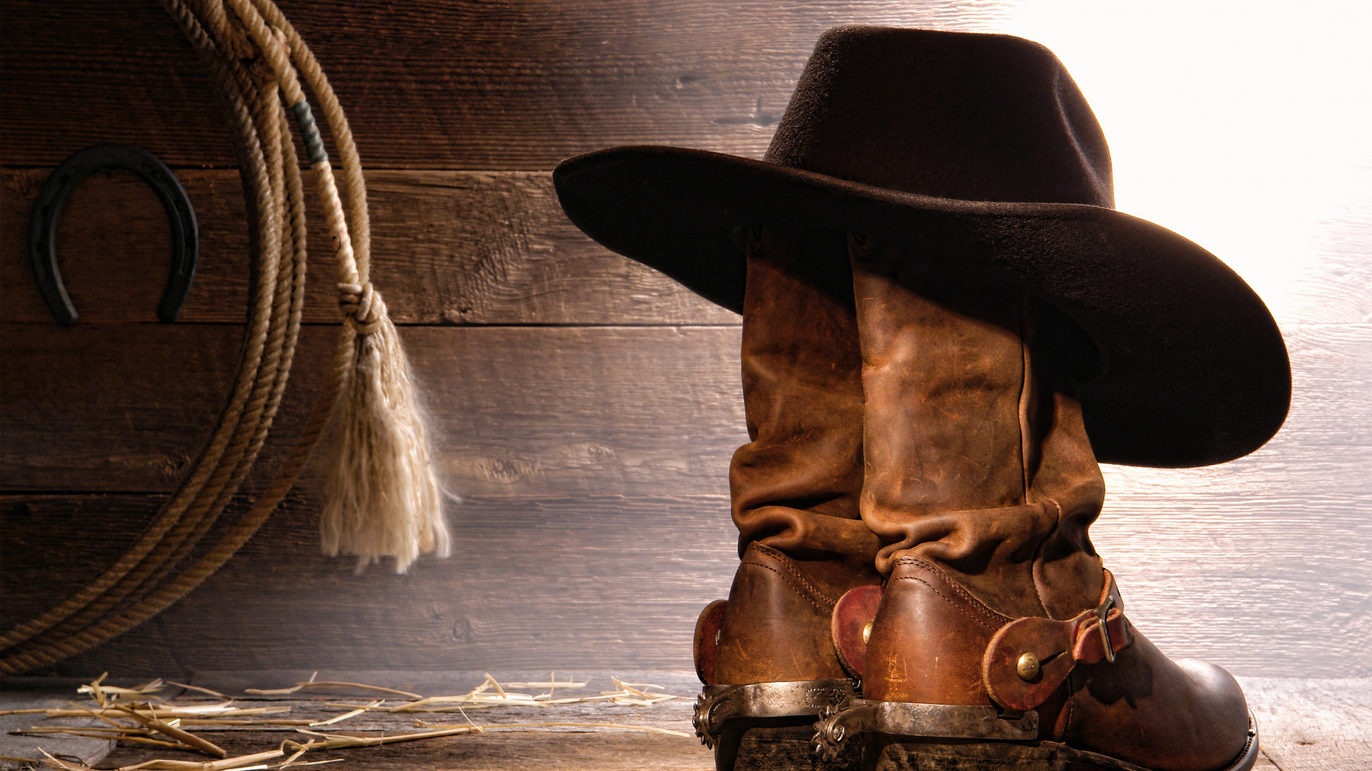 Free download Cowboy Boots and Hat Background Gallery