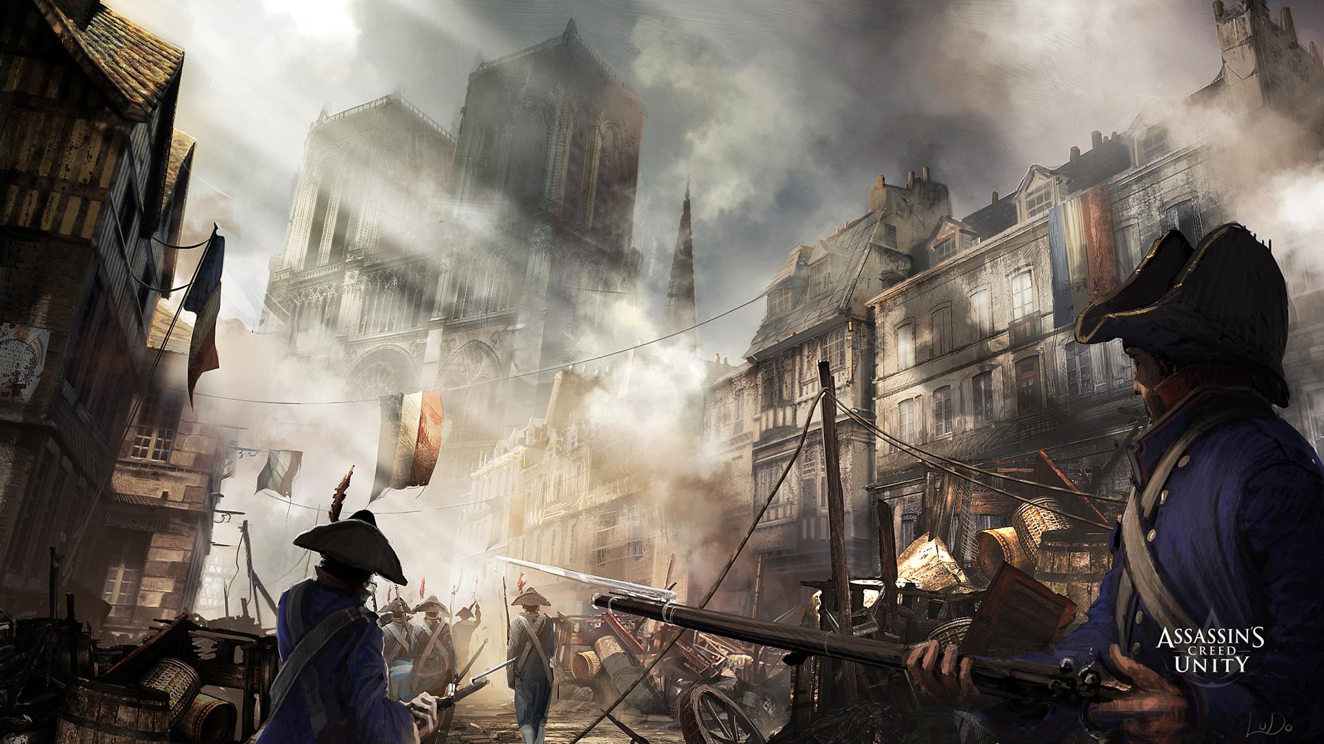 assassins creed unity hd - HD1920×1080