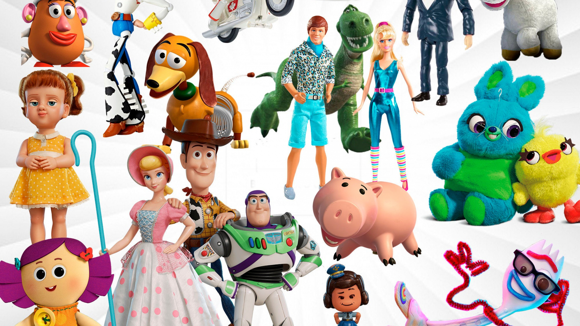 Free Download Toy Story 4 Clipart Png With Transparent
