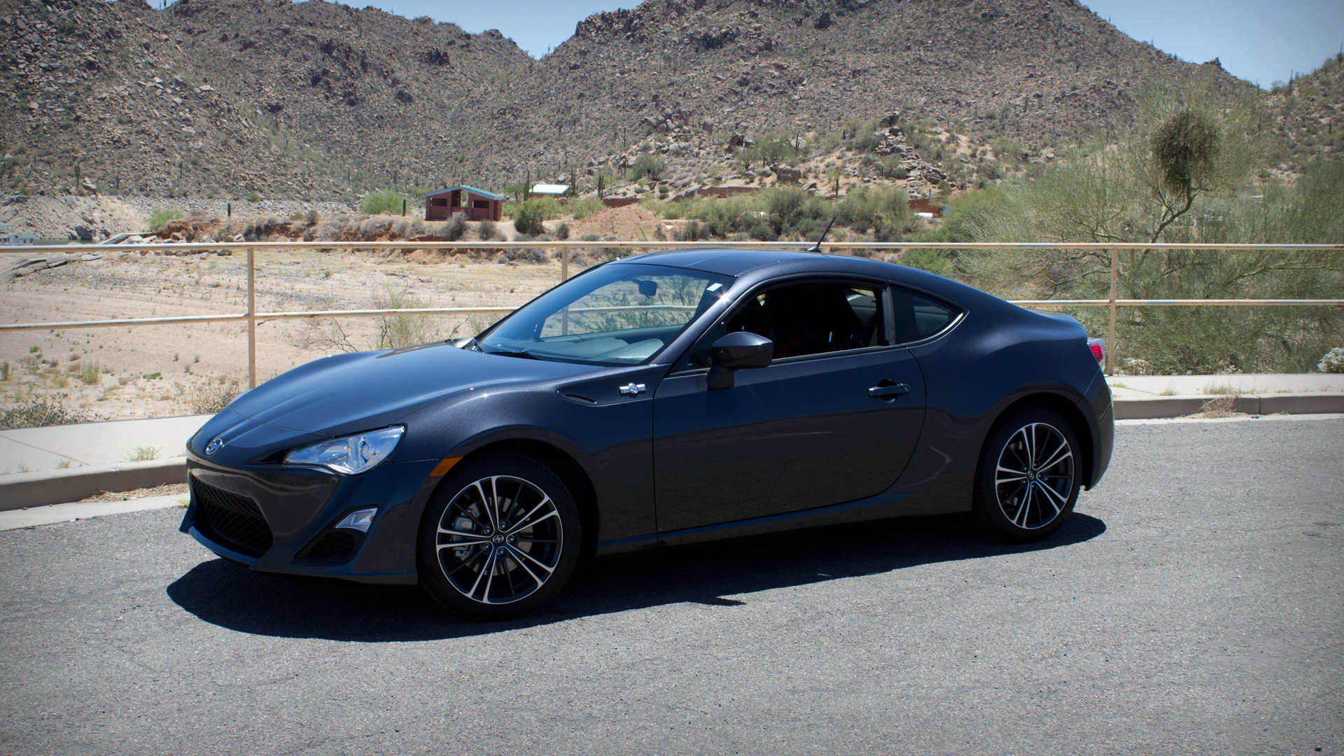Free Download Made Some Wallpapers Of My Asphalt Frs Scion Fr S