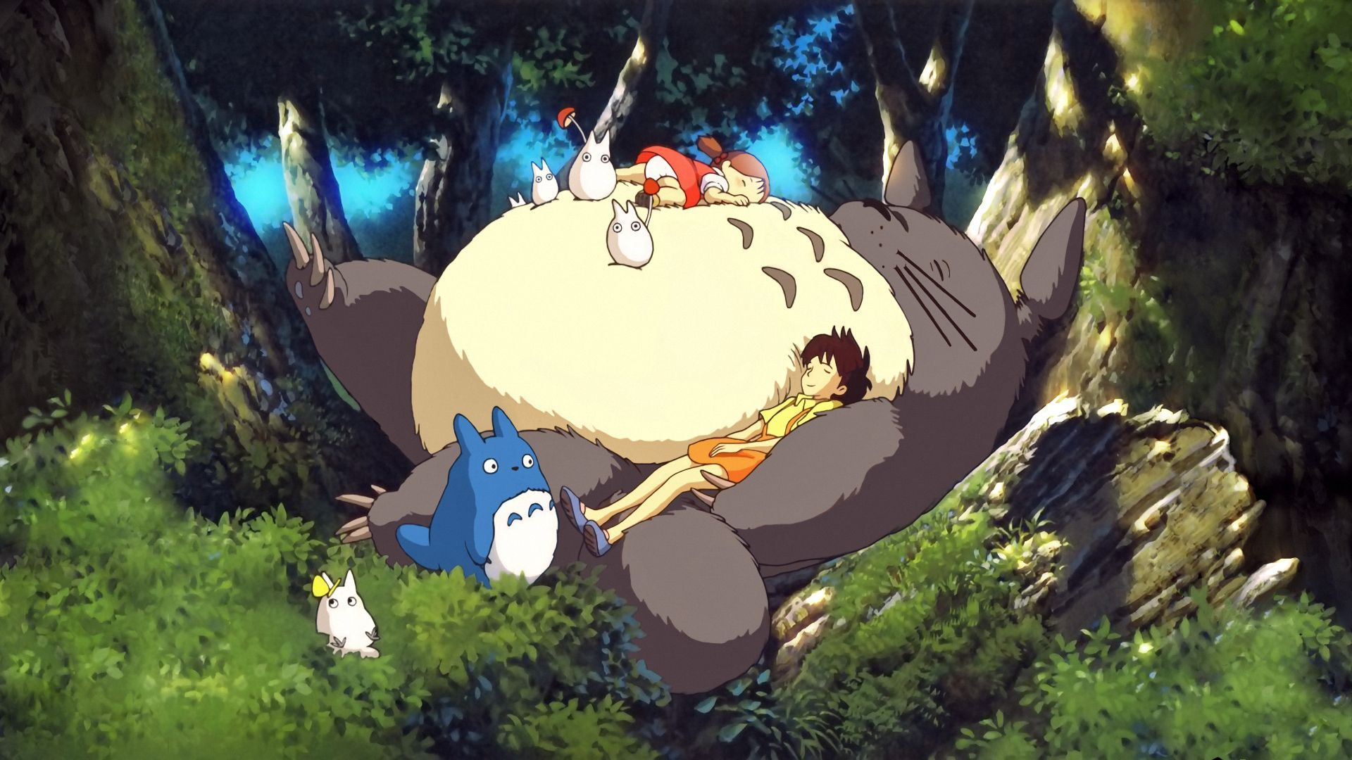 Free Download My Neighbor Totoro Wallpaper 1071418 1920x1080 For Your Desktop Mobile Tablet Explore 74 My Neighbor Totoro Wallpaper Cute Totoro Wallpaper May My Neighbor Totoro Wallpaper