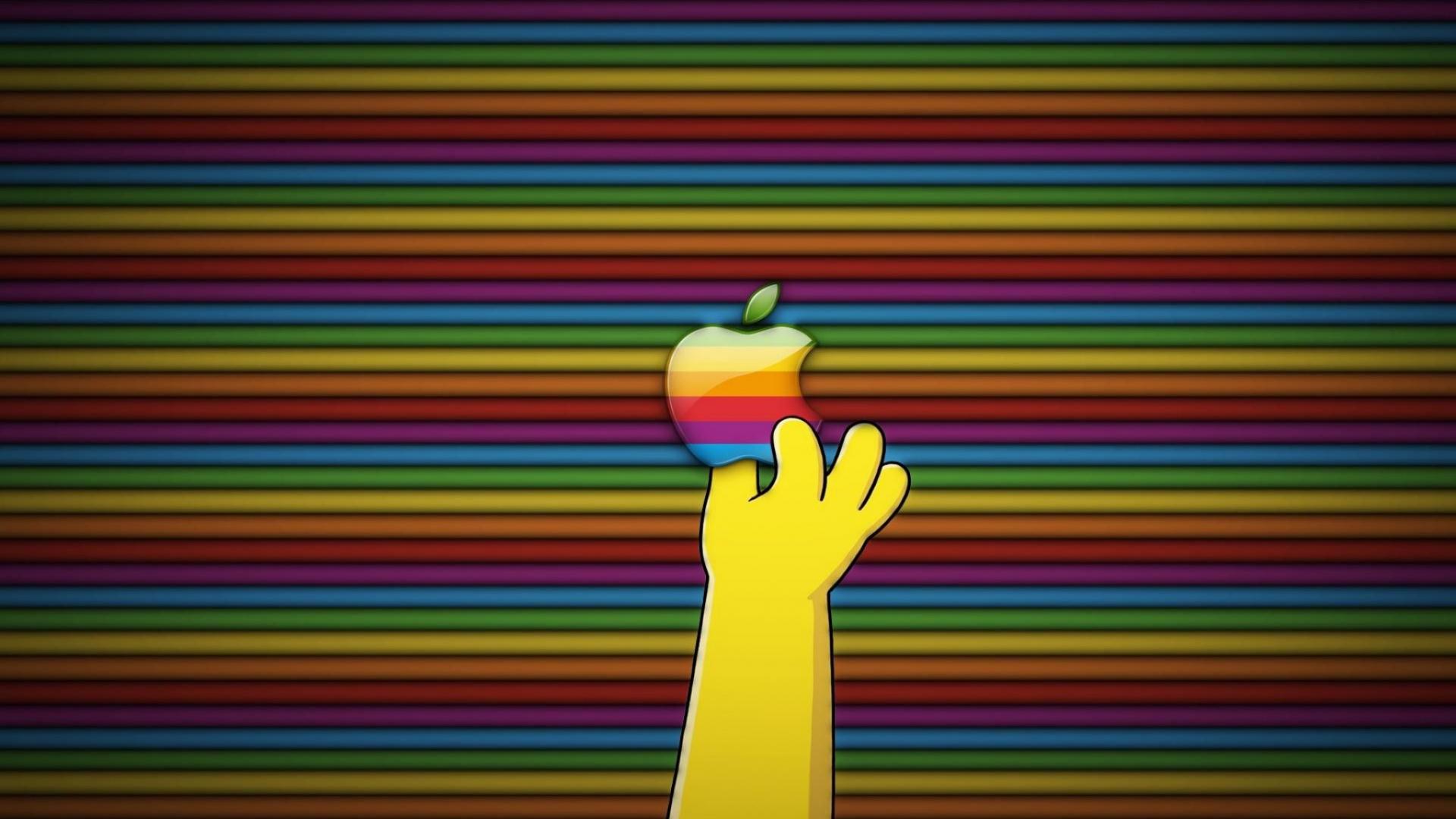 Free Download Wallpaper Apple 2048x1152 Px Wallpaper