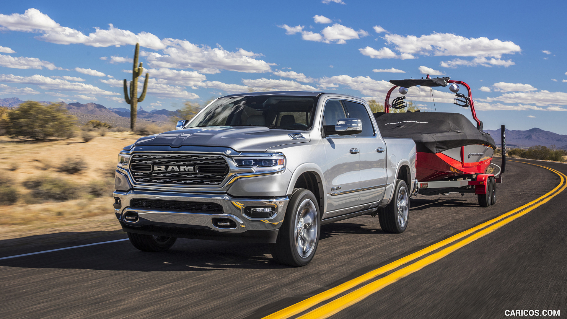 Free Download 2019 Ram 1500 Limited Front Three Quarter Hd