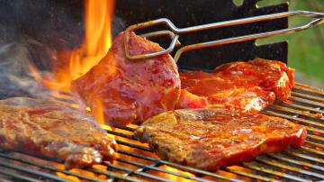 Grilled Food wallpaper   578251