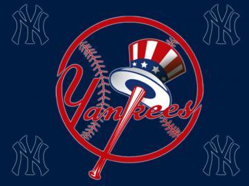New York Yankees Logo Wallpaper 1024x768 Full HD Wallpapers
