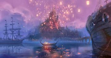 castle wallpapers disney wallpapers tangled castle tangled wallpapers