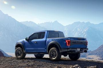 Ford Ford F 150 Raptor 2017
